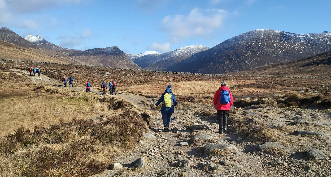 Lough Shannagh - 27 February 2020